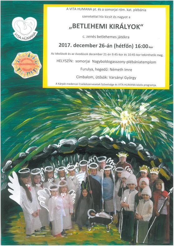 Betlehemes Plakat