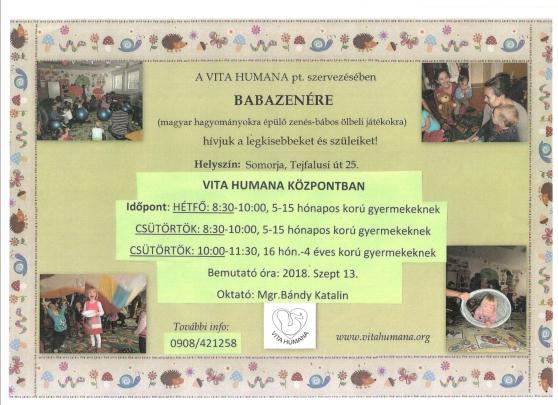 Plakát 2018 Babazene